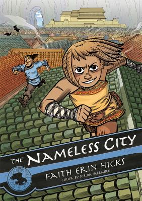 The Nameless City Cover Image