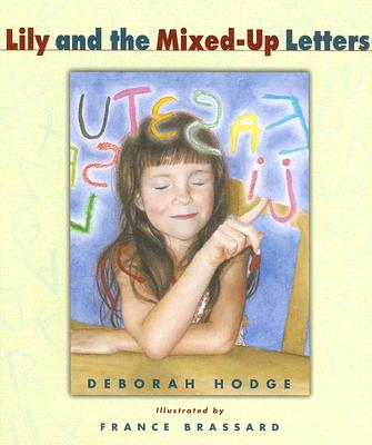 Lily and the Mixed-Up Letters Cover