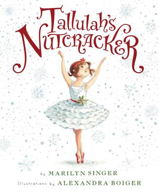 Tallulah's Nutcracker Cover