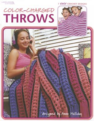 Color-Charged Throws Cover