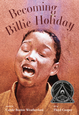 Becoming Billie Holiday Cover Image