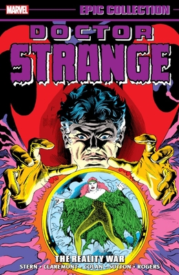 Doctor Strange Epic Collection: The Reality War Cover Image