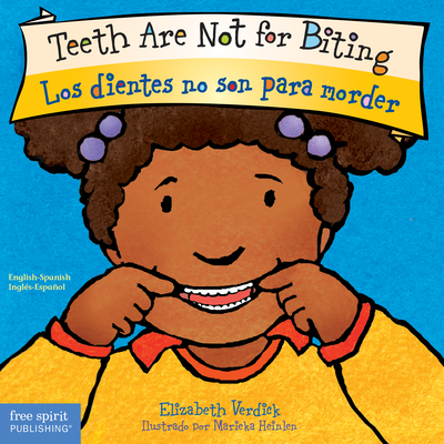 Teeth Are Not for Biting / Los dientes no son para morder (Best Behavior) Cover Image