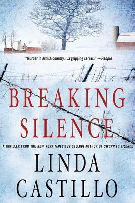 Breaking Silence: A Kate Burkholder Novel Cover Image