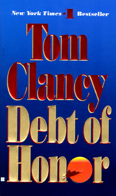 Debt of Honor (Jack Ryan Novels) Cover Image