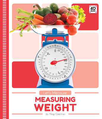 Measuring Weight (Let's Measure) Cover Image