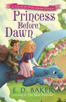 Princess Before Dawn (The Wide-Awake Princess) Cover Image