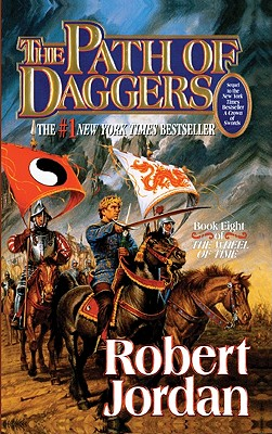 The Path of Daggers (Wheel of Time #8) Cover Image