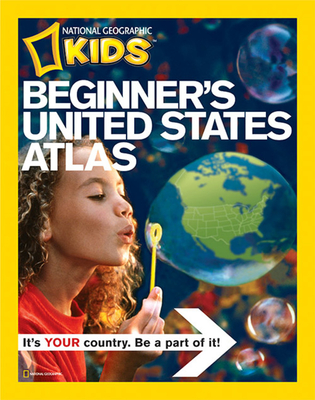 Beginner's United States Atlas Cover