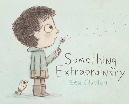 Something Extraordinary Cover