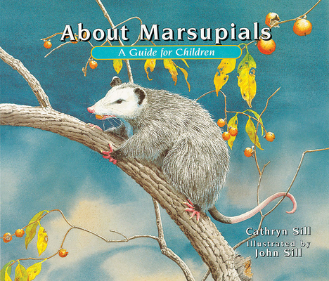 About Marsupials Cover