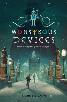 Monstrous Devices Cover Image
