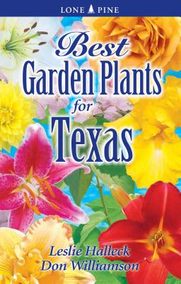 Best Garden Plants of Texas Cover Image