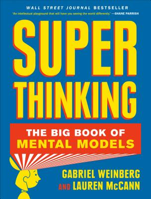 Cover for Super Thinking