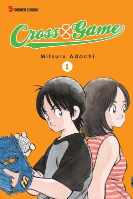 Cross Game, Vol. 1, 1 Cover Image