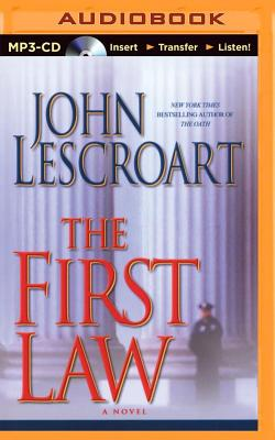 The First Law (Dismas Hardy (Audio) #9) Cover Image