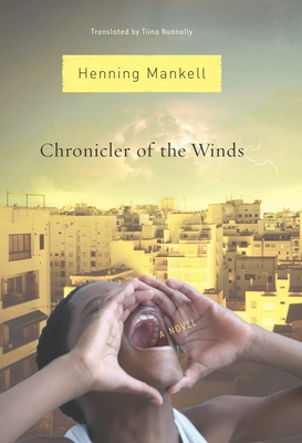 Chronicler of the Winds Cover