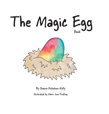 The Magic Egg Book Cover Image