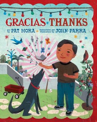 Gracias/Thanks Cover