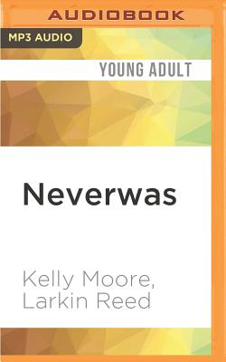 Neverwas (Amber House #2) Cover Image