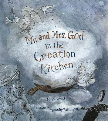Mr. & Mrs. God in the Creation Kitchen Cover