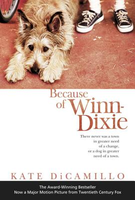 Because of Winn-Dixie: Movie Tie-In Cover Image