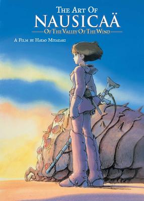 The Art of Nausicaä of the Valley of the Wind Cover Image