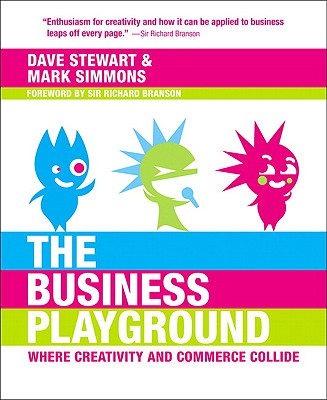 The Business Playground Cover