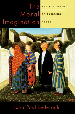 The Moral Imagination Cover
