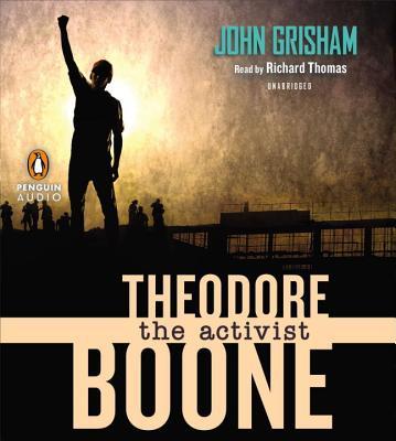 Theodore Boone: The Activist Cover Image