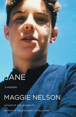 Jane: A Murder Cover Image