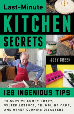 Cover for Last-Minute Kitchen Secrets