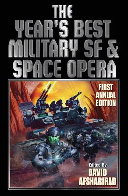 The Year's Best Military SF and Space Opera (Baen #1) Cover Image