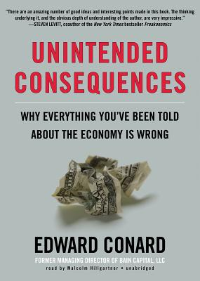Unintended Consequences Cover