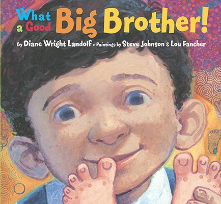 What a Good Big Brother! Cover