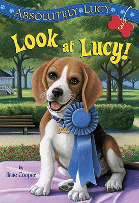 Look at Lucy! Cover