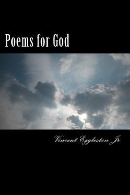 Poems for god: Prayers & Poems Cover Image