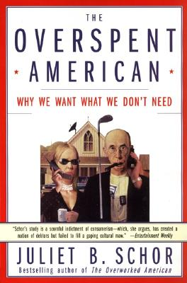 The Overspent American Cover