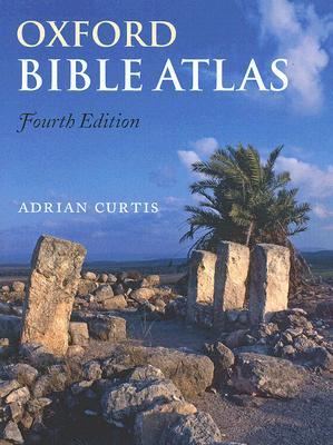 Oxford Bible Atlas Cover Image