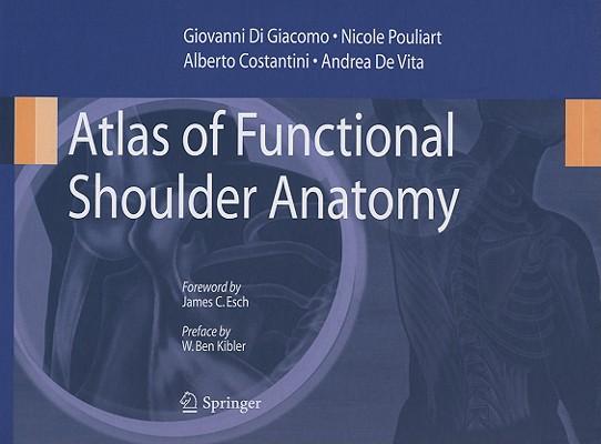 Atlas of Functional Shoulder Anatomy Cover Image