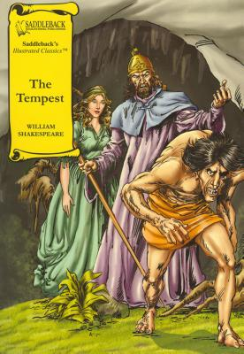 The Tempest [With Book] Cover Image