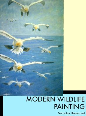 Cover for Modern Wildlife Painting