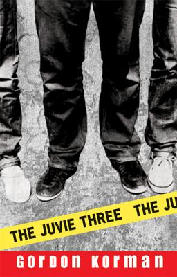 The Juvie Three Cover