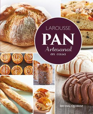 Pan artesanal en casa Cover Image
