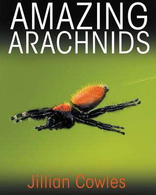 Amazing Arachnids Cover Image