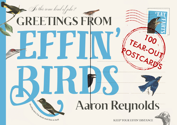 Greetings from Effin Birds Cover Image