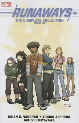 Runaways: The Complete Collection Volume 1 cover image