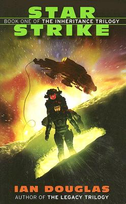 Star Strike: Book One of the Inheritance Trilogy Cover Image