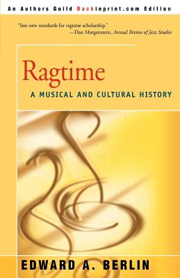 Ragtime: A Musical and Cultural History Cover Image
