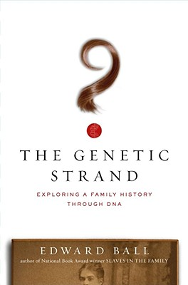 Cover for The Genetic Strand